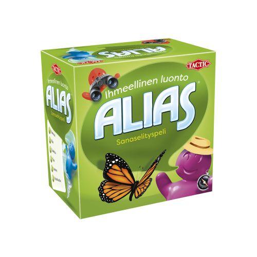 Tactic Snack Play Alias Ihmeellinen luonto -peli
