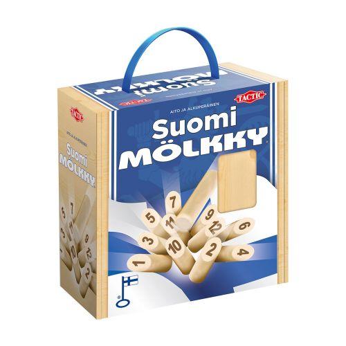 Suomi Mölkky pahvilaatikossa