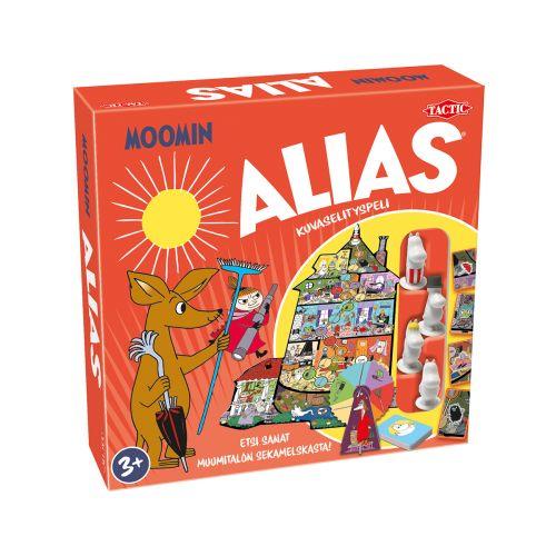 MOOMIN ALIAS