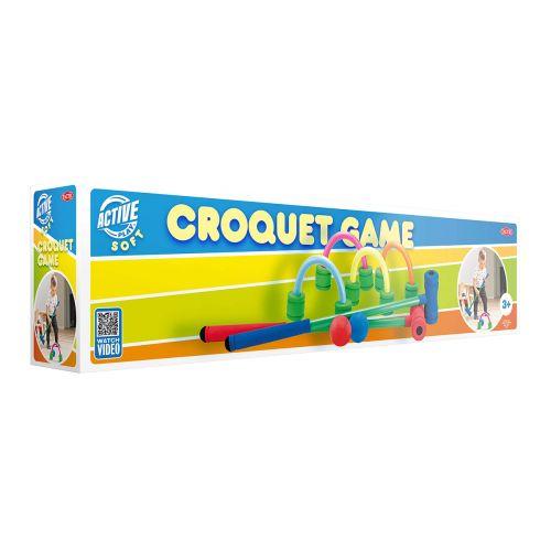SOFT CROQUET GAME