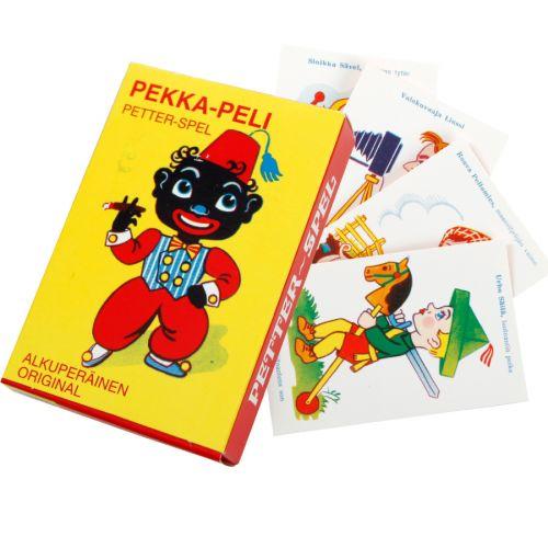 Pekka pelikortit