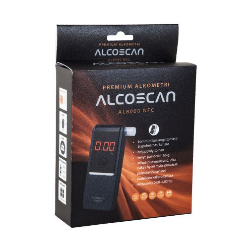 ALKOMETRI ALCOSCAN AL8000NFC FUEL CELL