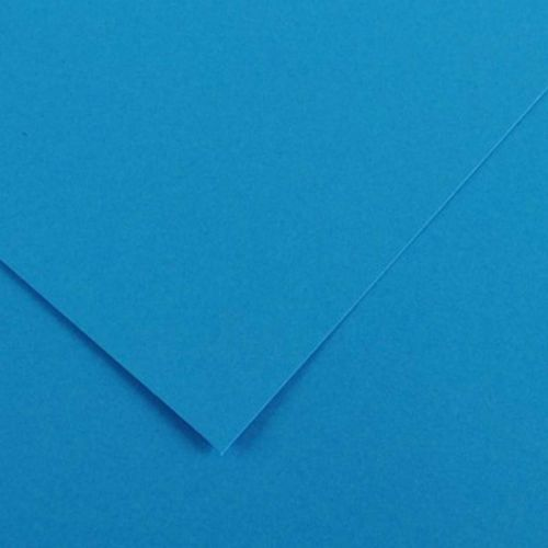 CANSON IRIS VIVALDI 240G A4 22 AZURE BLUE 5 ARKKIA
