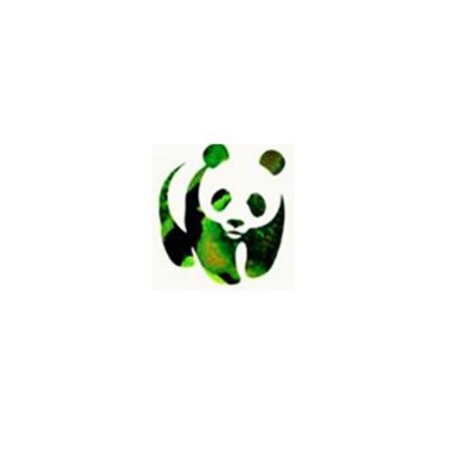 KIILU KIILU C WWF PANDA VIHREÄ METSIENSUOJELU HEIJASTIN