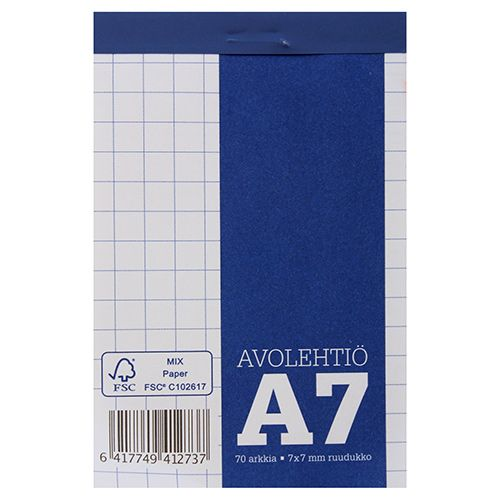 AVOLEHTIÖ A7/70