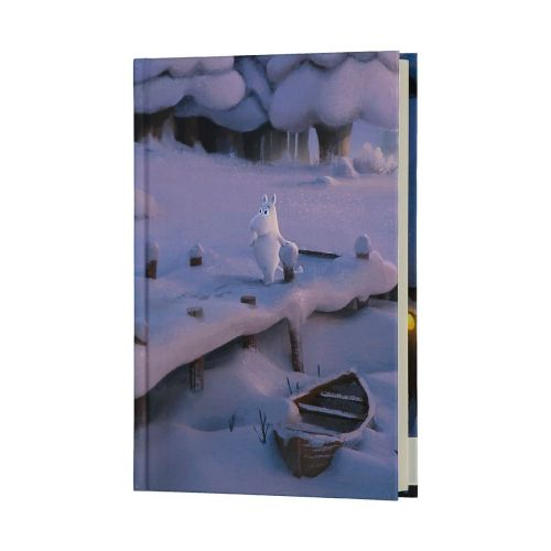 Muumi Muumilaakso muistikirja Winter
