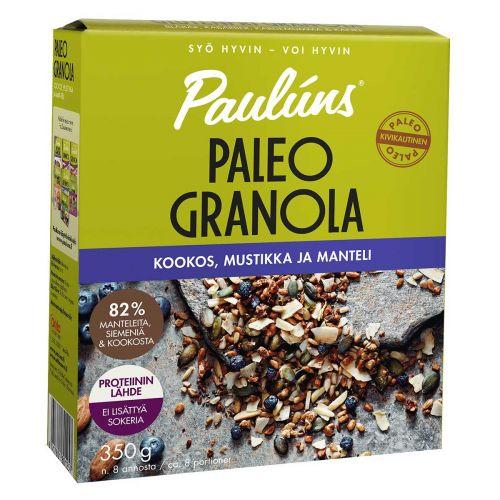 PAULÚNS GRANOLA KOOKOS PALEO  350 G