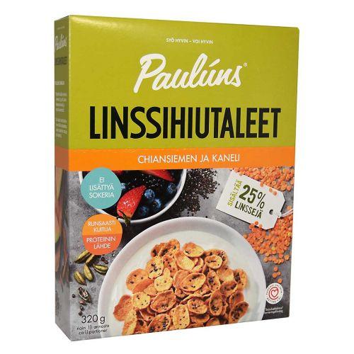 PAULÚNS CHIANSIEMEN LINSSIHIUTALEET 320 G