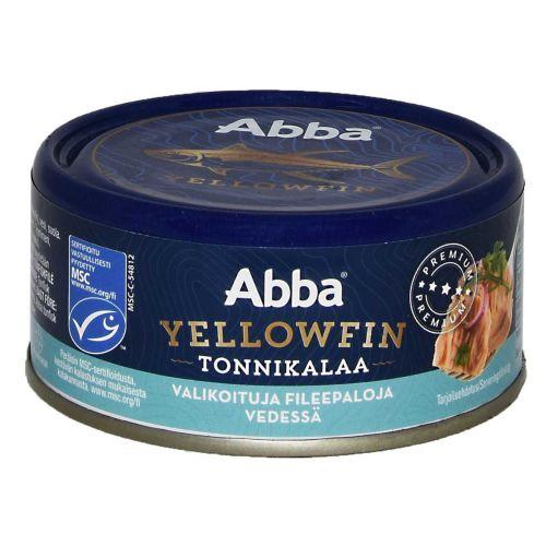 ABBA YELLOWFIN TONNIKALAA VEDESSÄ MSC 150/105G 105 G