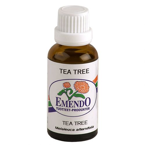 EMENDO TEA TREE TEEPUUÖLJY 30ML