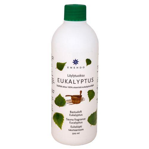 Emendo löylytuoksu 500ml, Eukalyptus