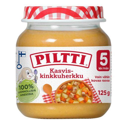 PILTTI KASVIS-KINKKUHERKKU 5KK 125 G