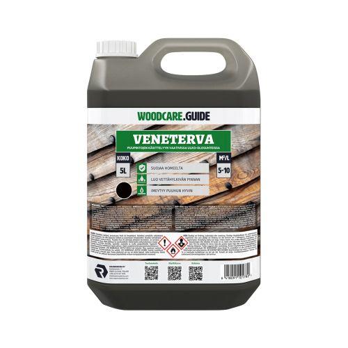 W.G VENETERVA (60% TERVA) 5 L