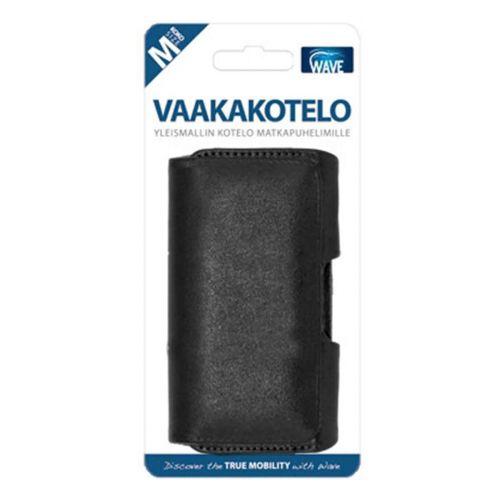 WAVE NAHKAKOTELO XL, VAAKAMALLI, MUSTA