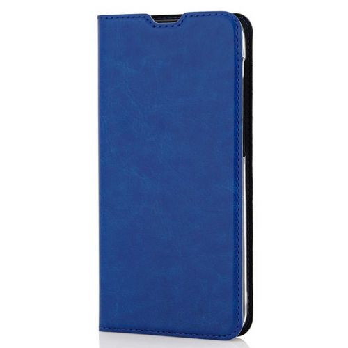WAVE BOOK CASE, SAMSUNG GALAXY A10, SININEN