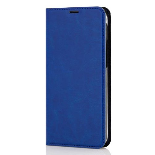 WAVE BOOK CASE, SAMSUNG GALAXY A40, SININEN