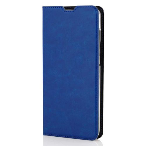 WAVE BOOK CASE, SAMSUNG GALAXY A70, SININEN