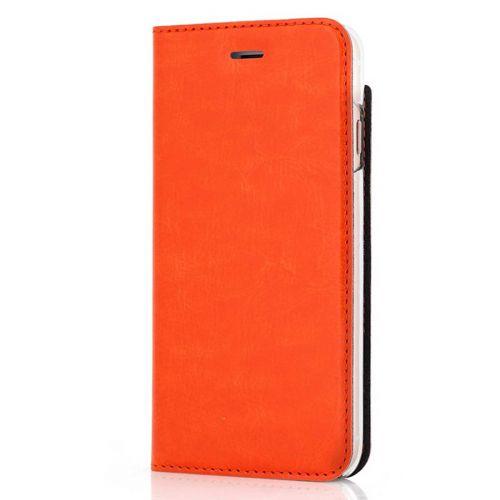 WAVE BOOK CASE, APPLE IPHONE 8 / 7 / 6S / 6, ORANSSI