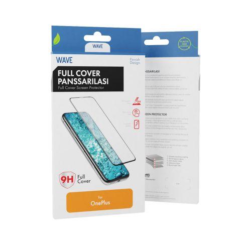 WAVE FULL COVER PANSSARILASI, ONEPLUS NORD N10 5G, MUSTA KEHYS