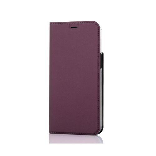 WAVE BOOK CASE, APPLE IPHONE 12 PRO MAX, SMOKY SANGRIA