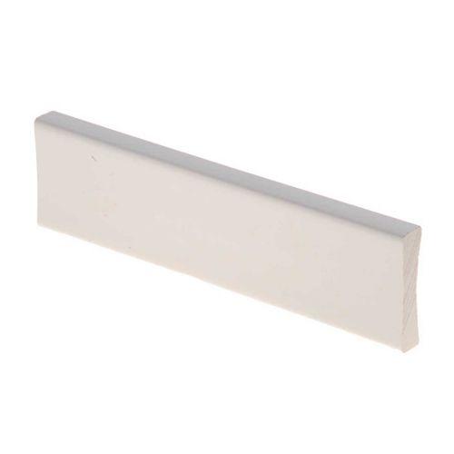 MALER PEITELISTA 10X42X2200 PVC VALKOINEN