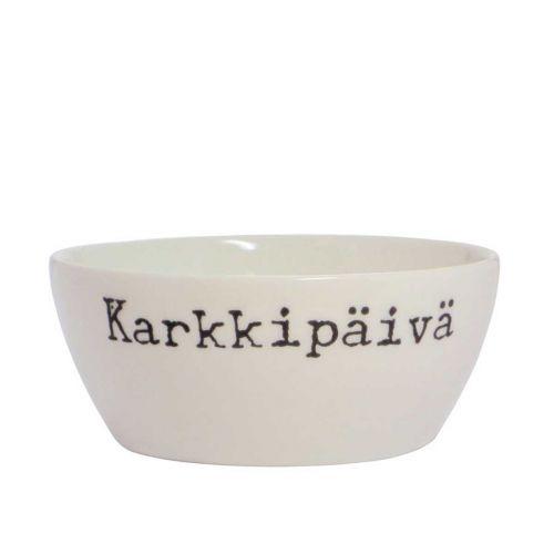 KARKKIPÄIVÄ KULHO 4 DL