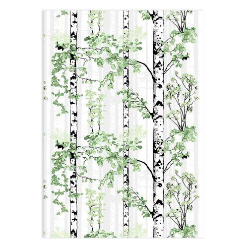 VALLILA VAHAKANGAS LUONTOPOLKU 145 CM acrylic green