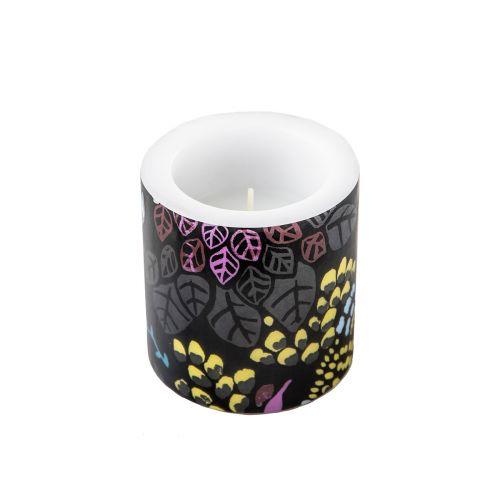 Vallila kynttilä Kutikula 27x13cm musta