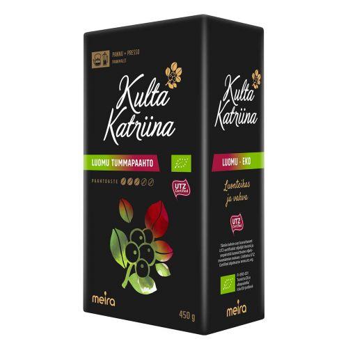 KULTA KATRIINA LUOMU TUMMA PAAHTO PANNU 450 G