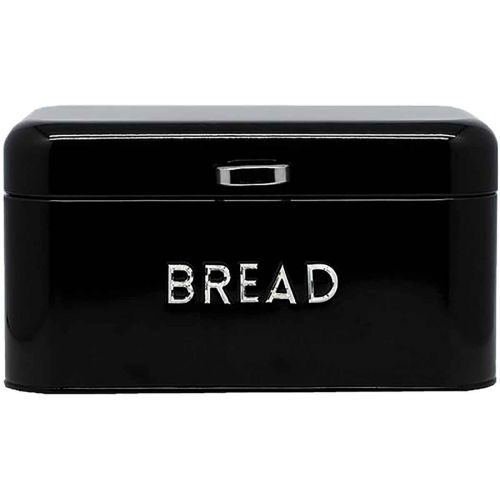 AmandaB leipälaatikko musta iso