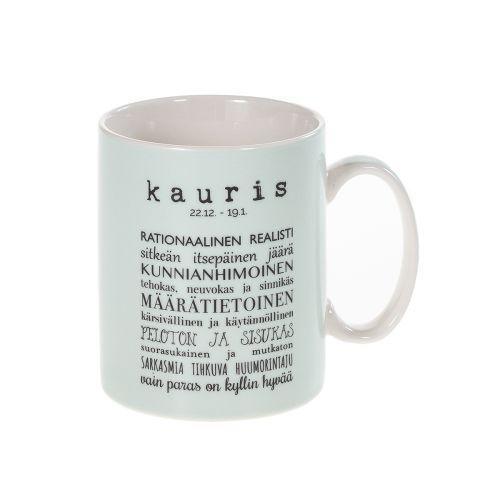 ANNA-MARI WEST HOROSKOOPPIMUKI KAURIS
