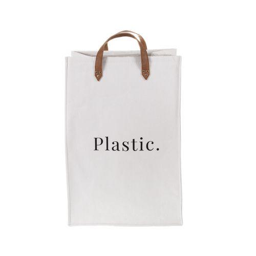 KASSI PLASTIC VALKOINEN