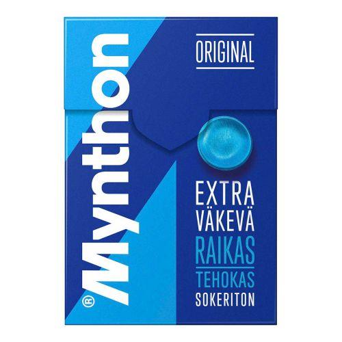 MYNTHON VÄKEVÄ SOKTON 85 G