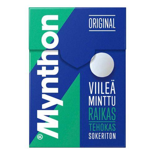 MYNTHON VIILEÄ MINTTU SOKTON 85 G