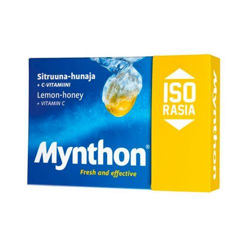 Mynthon +C Sitruuna-Hunaja pastilli 85g
