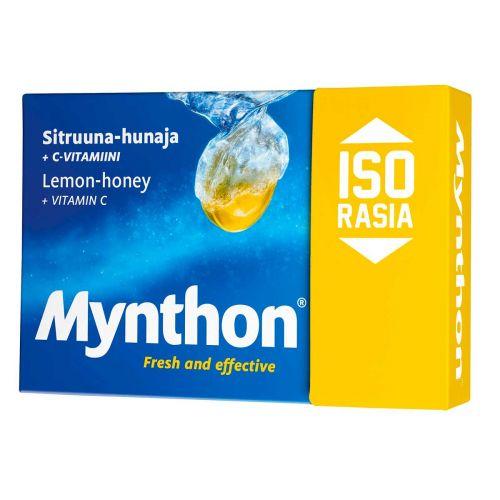 MYNTHON PASTILLI SITRUUNA HUNAJA 85 G