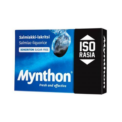 Mynthon Salmiakki-Lakritsi pastilli 85g