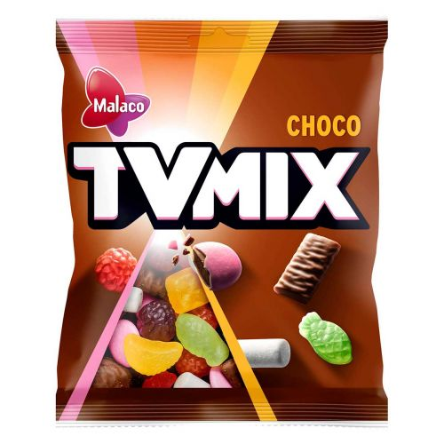 MALACO TV MIX CHOCO 280G 280 G