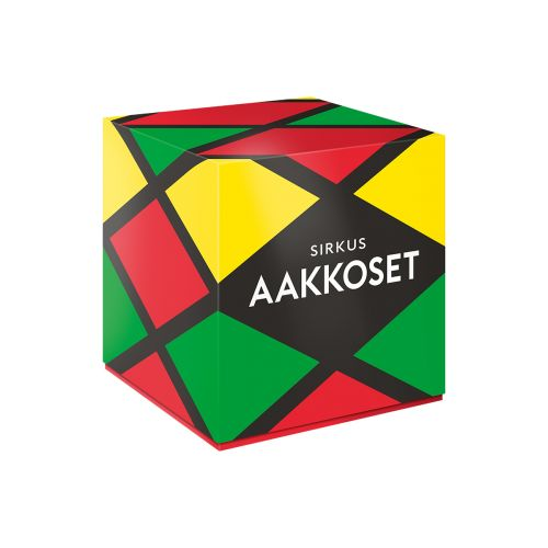 AAKKOSET SIRKUS GIFTBOX 400 G