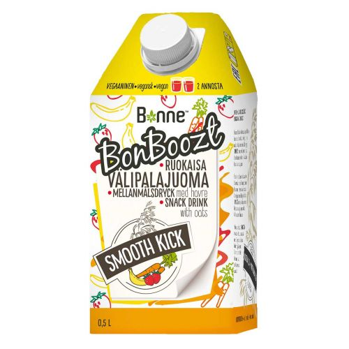 BONNE BONBOOZT SMOOTH KICK 500 ML