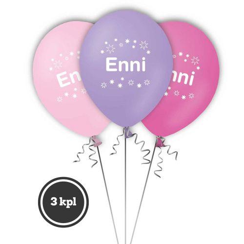 NIMI-ILMAPALLO ENNI 3 KPL