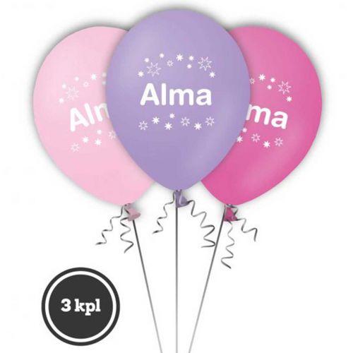 NIMI-ILMAPALLO ALMA 3 KPL