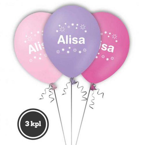 NIMI-ILMAPALLO ALISA 3 KPL
