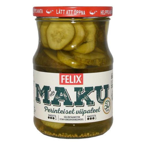 FELIX MAKU VIIPALEKURKKU 300 G