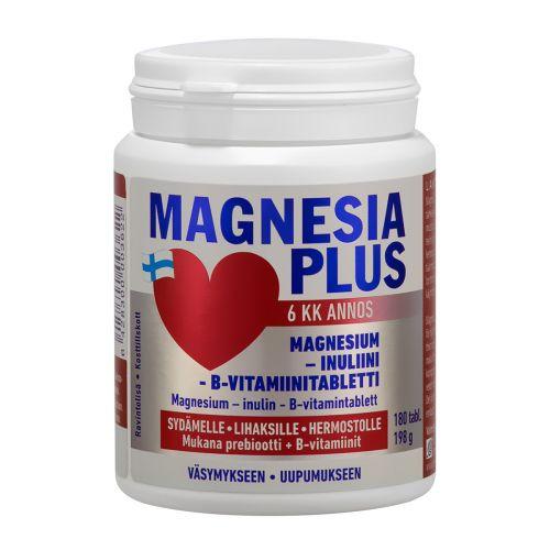 MAGNESIA PLUS  180 KPL