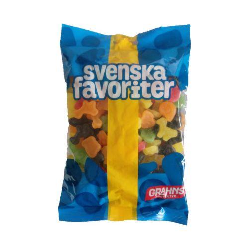 SVENSKA FAVORITER SUOSIKKISEKOITUS 400 G