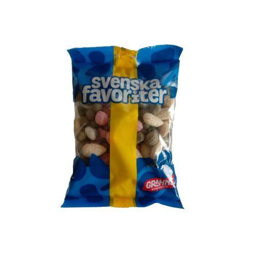 SVENSKA FAVORITER SALMIAKKISEKOITUS 400 G