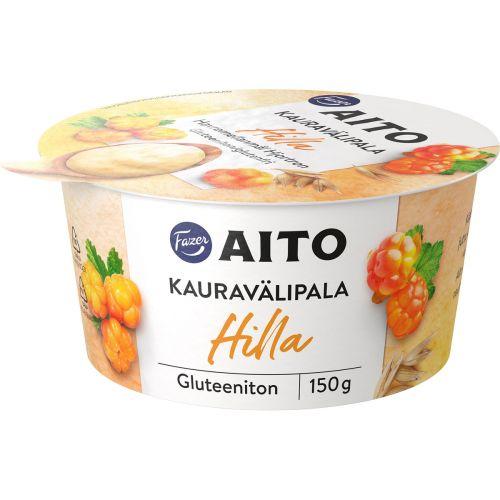 FAZER AITO KAURAVÄLIPALA HILLA GTON 150 G