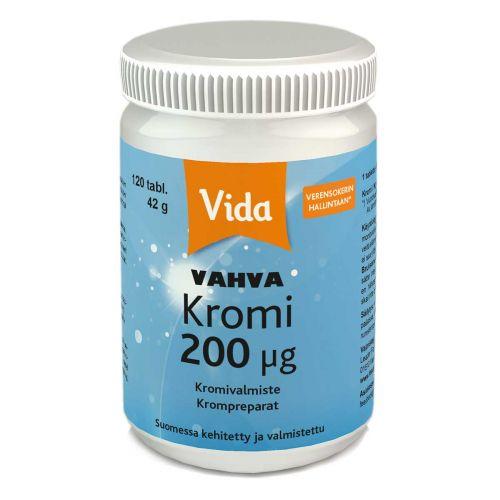 Vida Chromium  120 kpl