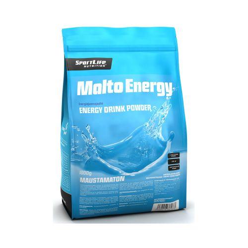 SPORTLIFE NUTRITION MALTO ENERGY MAUSTAMATON ENERGIAJUOMAJAUHE 1KG